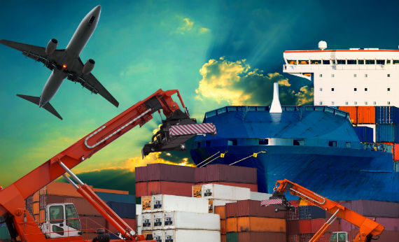 Freight Forwarding in Dubai, UAE - GCC