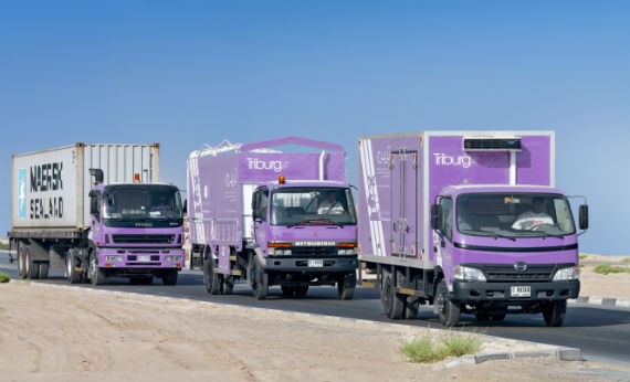freight transportation services in dubai - UAE