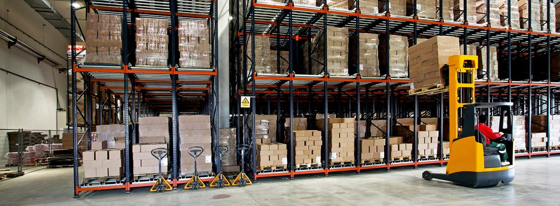 A 3PL provider helps in eliminating the costs involved in owning warehouse