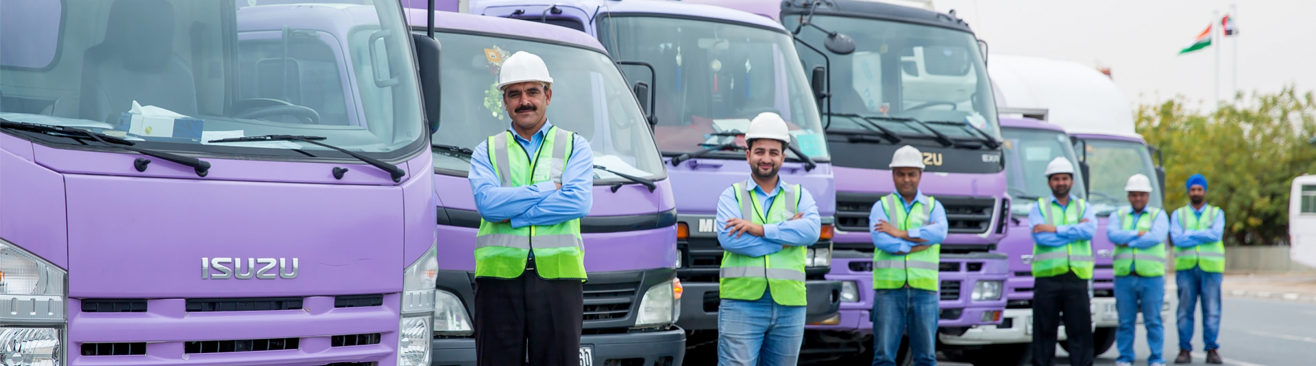 Freight Services, Logistic Solutions Provider in JFZA, Dubai, UAE